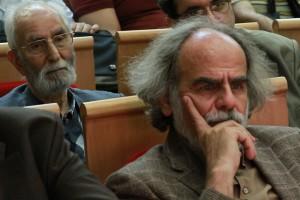 دکتر مصطفی ملکیان ـ عکس از مجتبی سالک
