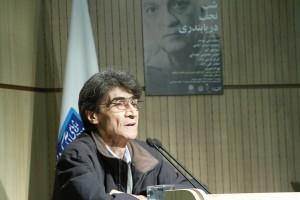 ناصر تقوایی ـ عکس از مجتبی سالک