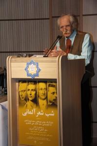 محمود دولت آبادی ـ عکس از مجتبی سالک