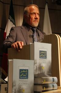 دکتر علی غضنفری ـ عکس از ژاله ستار
