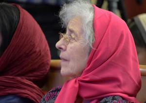 پروفسور ماری کخ ـ عکس از متین خاکپو