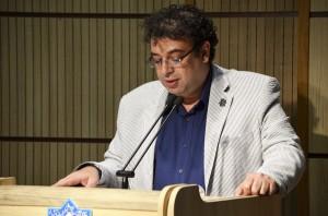 دکتر مهرداد ملک زاده ـ عکس از متین خاکپور