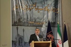 دکتر صالحی اامیری ـ عکس از مجتبی سالک