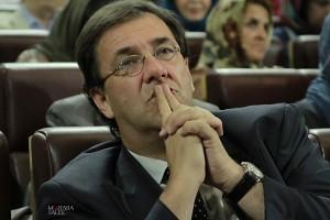 برونو فوشه ـ سفیر فرانسه در ایران ـ عکس از مجتبی سالک