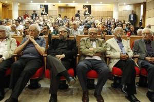 شب مسعود کیمیایی ـ عکس از ژاله ستار