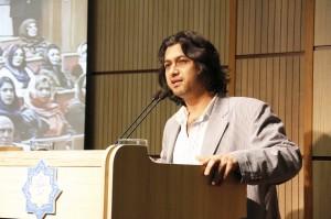 سید عبدالجواد موسوی ـ عکس از ژاله ستار