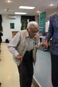 دکتر منوچهر ستوده ـ عکس از نگار مسعودی