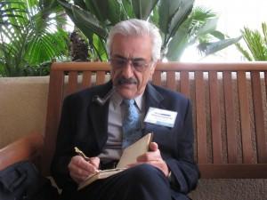 دکتر محمدرضا قانون پرورـ عکس از علی دهباشی