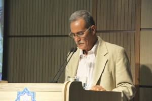 دکتر سید صادق سجادی ـ عکس از ژاله ستار