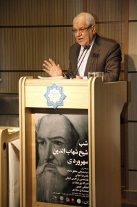 دکتر غلامرضا اعوانی ـ عکس از ژاله ستار