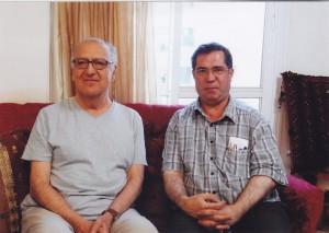 خرداد 92 ـ با دکتر رضا شیخ الاسلامی