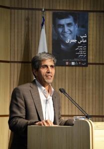 جواد نظام دوست ـ عکس از متین خاکپور