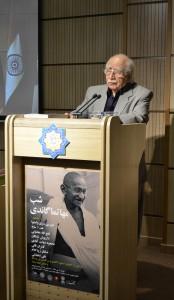 دکتر فتح الله مجتبایی ـ عکس از متین خاکپور