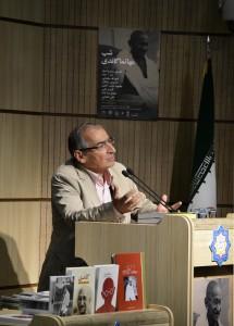 دکتر صادق زیباکلام ـ عکس از متین خاکپور