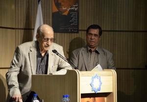 عبدالوهاب شهیدی ـ عکس از متین خاکپور