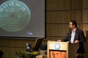 محمدرضا شرایلی ـ عکس از متین خاکپور