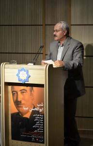 حمید رضا شبابی ـ عکس از متین خاکپور