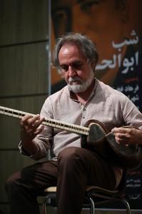 مجید درخشانی ـ عکس از مجتبی سالک