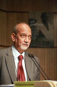 دی.پی .سری واستوا ـ سفیر هند در ایران ـ عکس از مجتبی سالک
