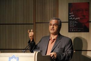 هومن یمینی شریف ـ عکس از ژاله ستار