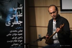 محسن جوادزاده ـ عکس از جواد آتشباری