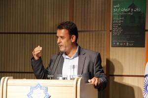 دکتر علی بیات ـ عکس از ژاله ستار