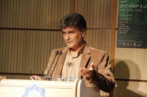 دکتر محمد کیومرثی ـ عکس از ژاله ستار