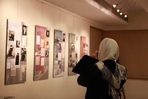 نمایشگاهی از پوسترهای کافکا از کودکی تا پایان عمر ـ عکس از مجتبی سالک
