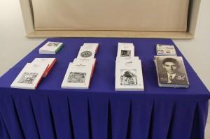 آثار کافکا به فارسی ـ عکس از ژاله ستار