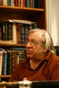 دکتر پرویز رجبی ـ عکس از عباس جعفری