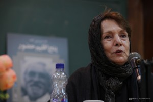 دکتر حورا یاوری ـ عکس از جواد آتشباری