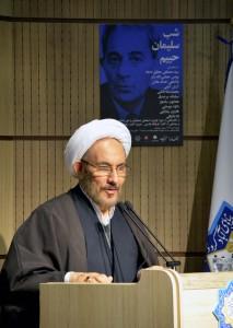حجت الاسلام علی یونسی ـ عکس از متین خاکپو