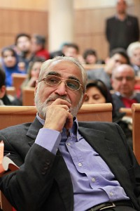دکتر نصرالله پورجوادی ـ عکس از مجتبی سالک