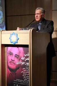 سیروس علی نژاد ـ عکس از مجتبی سالک