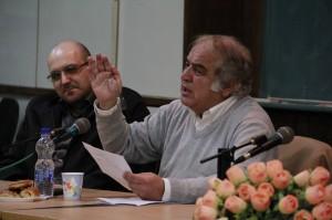 دکتر حامد فولادوند ـ عکس از ژاله ستار