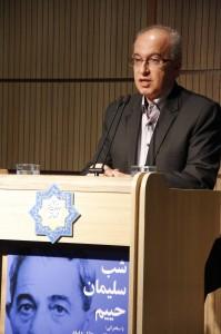 دکتر همایون سامیح ـ عکس از ژاله ستار