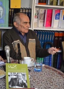 دکتر محمدرضا باطنی ـ عکس از متین خاکپور