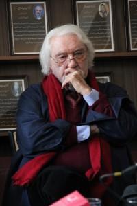 دکتر داریوش شایگان در گفتگو و دیدار با ژاله آموزگار