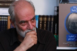 آیدین آغداشلو ـ عکس از مجتبی سالک