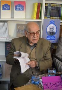 اسلام پناه از انتشار جزوه خود توسط ایرج افشار می گوید