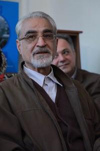 دکتر نصرالله پورجوادی در دیدار و گفتکو با هوشنگ مرادی کرمانی