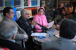 دیدار و گفتگو با هوشنگ مرادی کرمانی