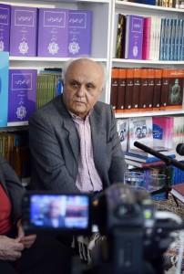 دکتر ناصرالدین پروین