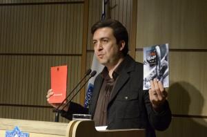 علیرضا بهرامی ـ عکس از متین خاکپور