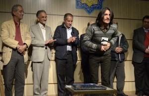 اهدای جوایز ـ عکس از متین خاکپور