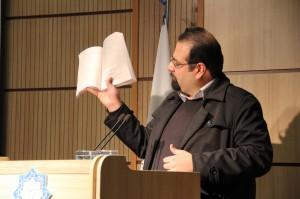 میلاد عظیمی از انتشار بخارای جدید و سفرنامه ایرج افشار میگوید ـ عکس از ژاله ستار