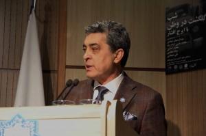 بهرام افشار ـ عکس از ژاله ستار