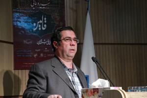 علی دهباشی ـ عکس از مجتبی سالک