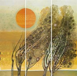 نقاشی از ابوالقاسم سعیدی