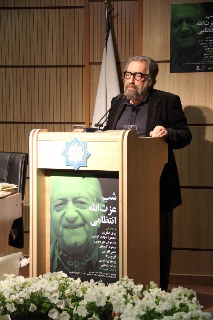 مسعود کیمیایی ـ عکس از ژاله ستار